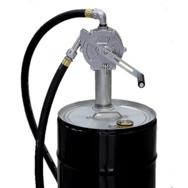 Aluminium Rotary Pump