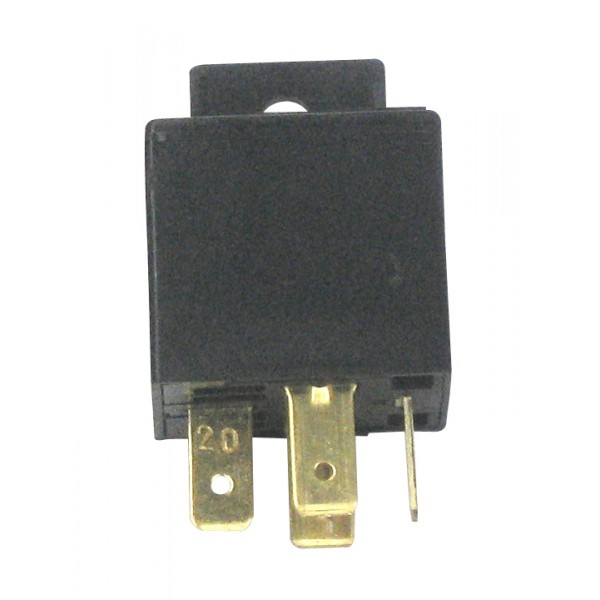 Standard 5-Pin Relay 12V 30A On/Off Switching