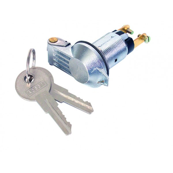 On/Off Alarm Key Switch With Cover