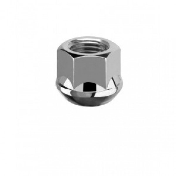 Open Nut HEX19 H=20 R=13 BALL SEAT M14x1.5