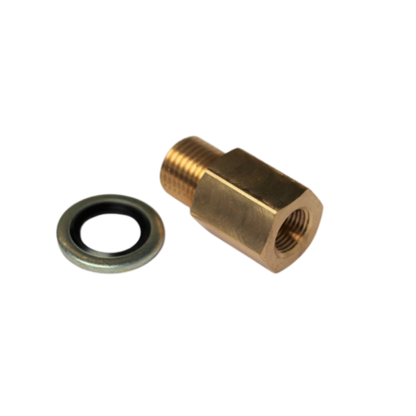 Adaptor 1/2UNF (M) to (Select Fitment)