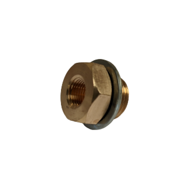 Adaptor 5/8UNF (M) to (Select Fitment)