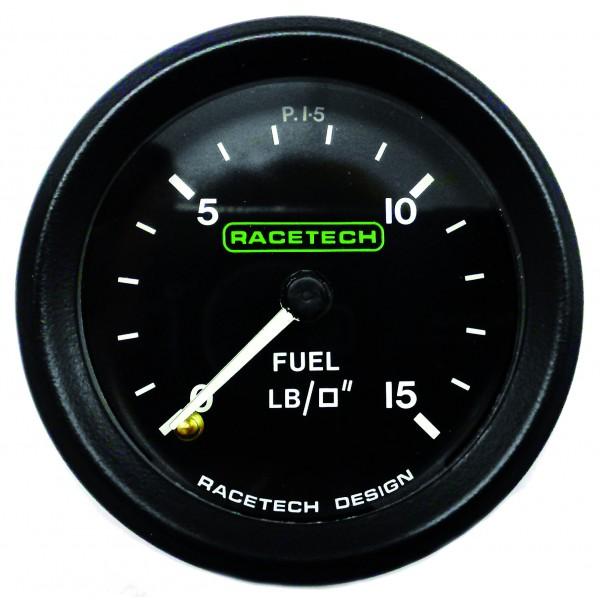 Racetech Fuel Pressure Gauge