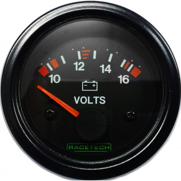Racetech Voltmeter Gauge