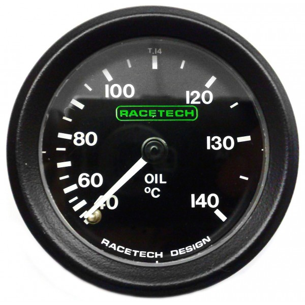 Racetech Oil Temperature Gauge