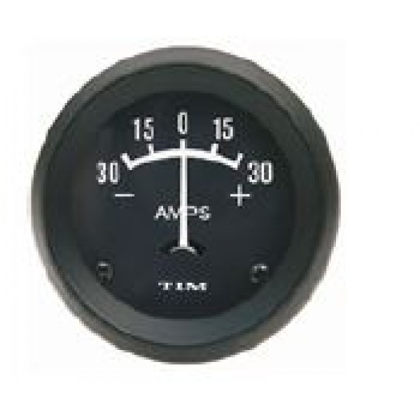 TIM 30 Amp Ammeter 52mm
