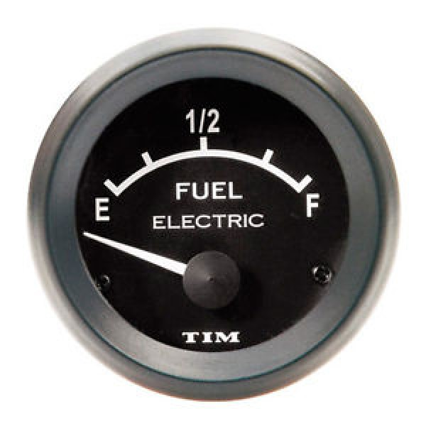 TIM Electric Fuel Level Gauge 52mm