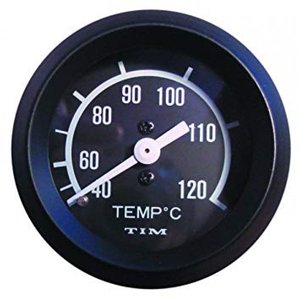 TIM 24v Electric Water Temp Gauge Kit 52mm