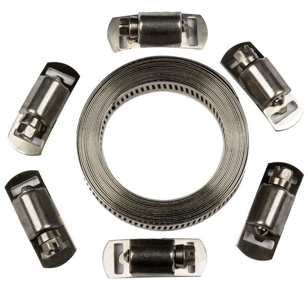 Jubilee Clip Maker Kit 8mm Band