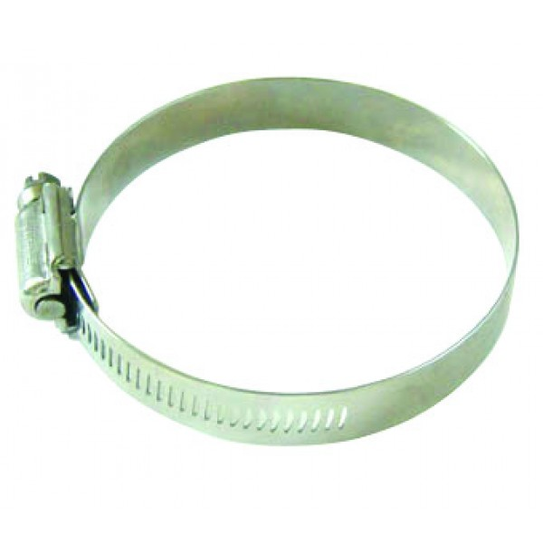 44-67mm Stainless Steel HITORQUE Hose Clip (Select Quantity)