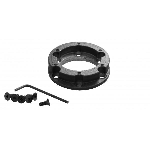 MOMO HUB ECCENTRIC SPACER WITH FIXING SCREWS