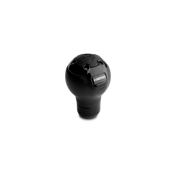 MOMO G/K NERO - BLACK/CHROME INSERTS
