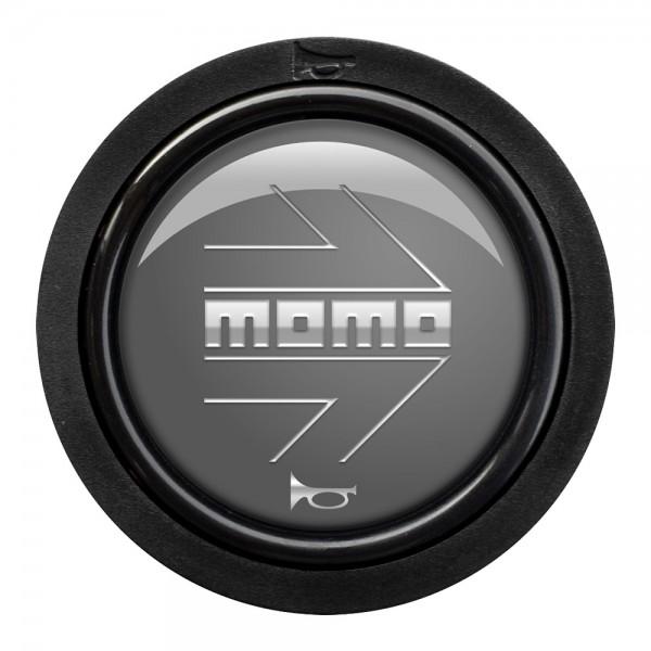 MOMO H/B STANDARD 2 CONTACT - MOMO ARROW GLOSS ANTHRACITE/SILVER