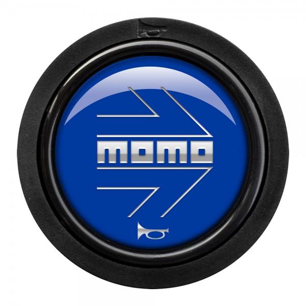 MOMO H/B 2 CONTACT - MOMO ARROW GLOSS BLUE/SILVER