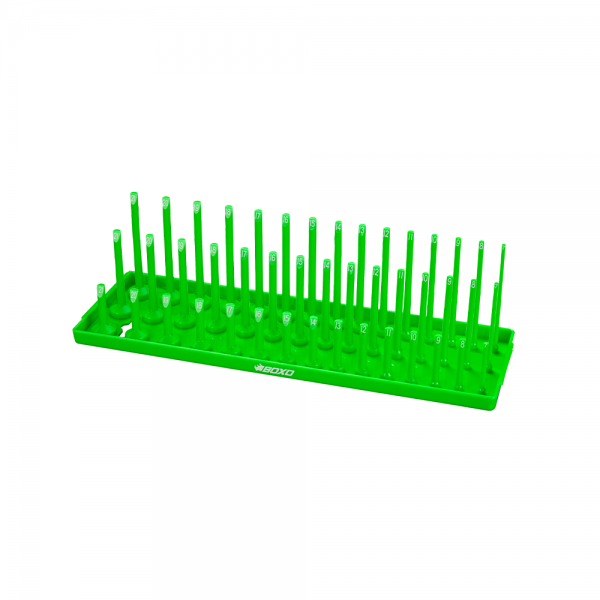"""45 Piece 3 Tier Vertical Socket Tray For 3/8"""""""