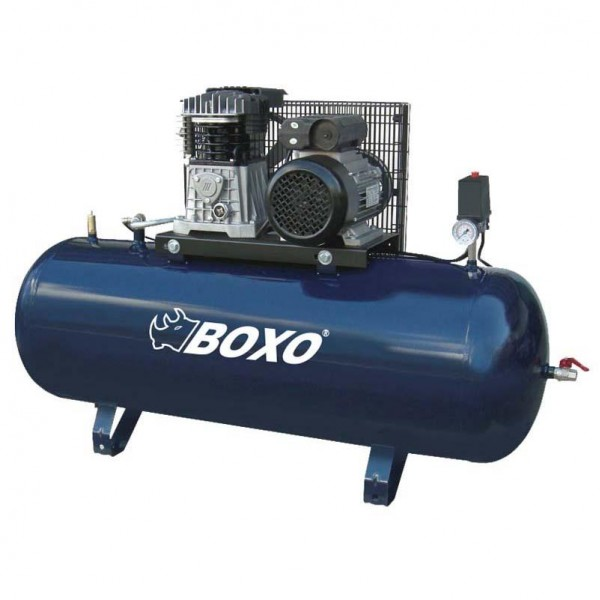 200L 5.5HP Belt Driven Piston Compressor