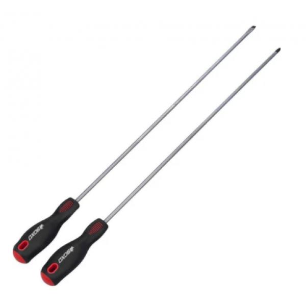 2 Piece Long Reach Screwdriver Set