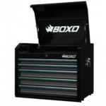 """26"""" 5 Drawer Top box With Drawer Trim Pack Black Body (Select Trim Colour)"""