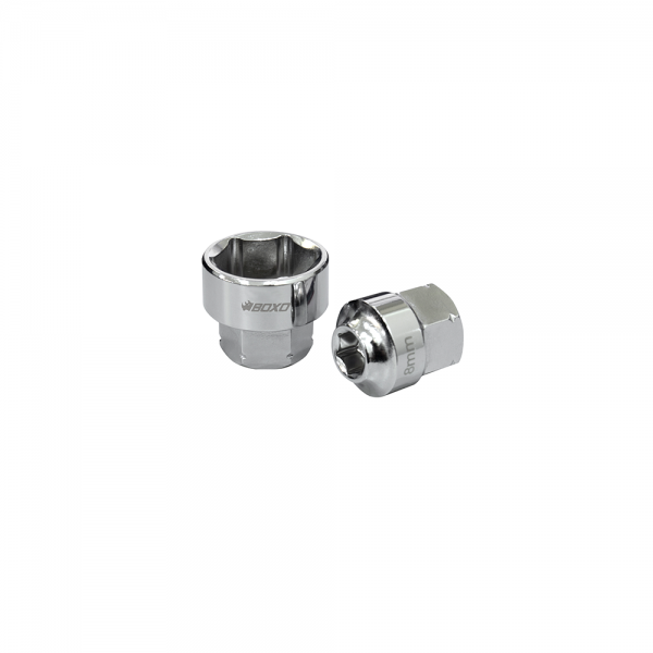 "3/8""/17mm Dual Drive Hex Low Profile Socket (Select Size)"