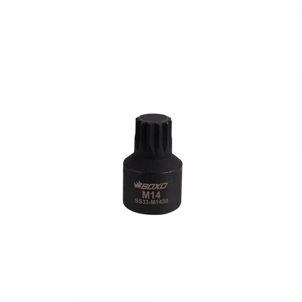 """3/8"""" Low Profile Spline Bit Socket (Select Size)"""