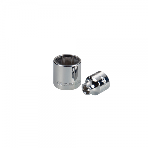 """1/4"""" Low Profile Socket 6 Point (Select Size)"""