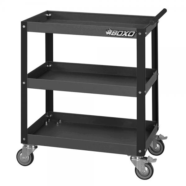 3 Tray Service Cart