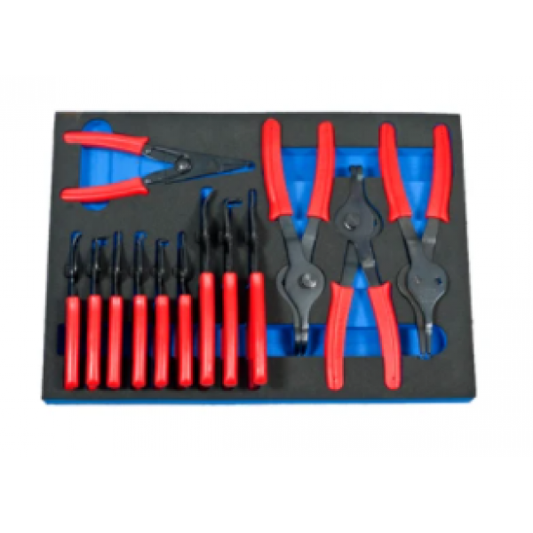 13 Piece Snap Ring Plier Set